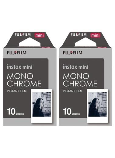 Instax Instax Mini Monochrome Siyah-Beyaz 10X2 Film Seti Renkli